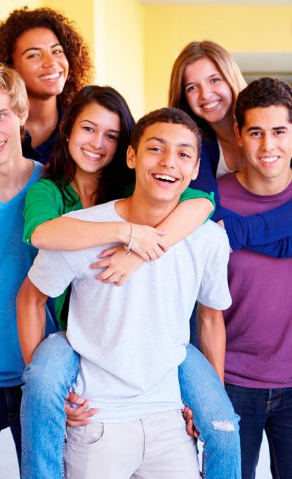 jeunes lycéens